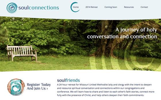 Soul Connections Website